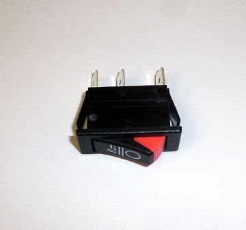 Cutter Deck Blade Engage On/Off Switch, Westwood T1500 Ride On Mower Part no 8161, 7330